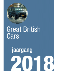 Great British Cars jaargang 2018