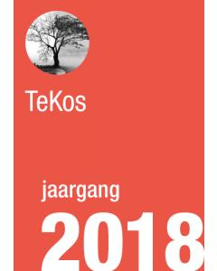Tekos jaargang 2018