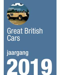 Great British Cars jaargang 2019